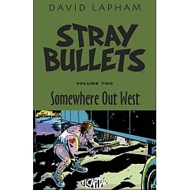 Stray Bullets Volume 2 Somewhere Out West Books