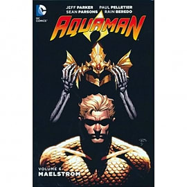 Aquaman Volume 6 Maelstrom The New 52 Hardcover Books