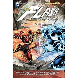 Flash Volume 6 Out Of Time The New 52 Hardcover Books