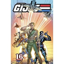 Classic G.I. Joe Volume 16 Books