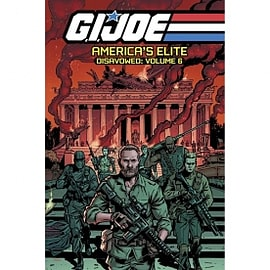 GI Joe Americas Elite Disavowed Volume 6 Books