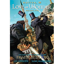 Hatter M Love of Wonder Volume 5 Hardcover Books