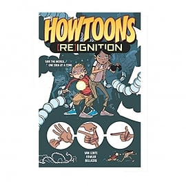 Howtoons ReIgnition Volume 1 Paperback Books