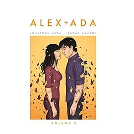 Alex Ada Volume 2 Paperback Books
