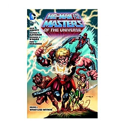 He-Man and the Masters of the Universe Volume 4 Paperback Books