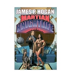 Martian Knightlife Hardcover Books