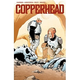 Copperhead Volume 1 A New Sheriff in Town Paperback Books