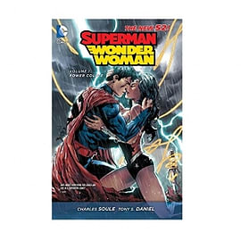 Superman/Wonder Woman Volume 1 Power Couple Paperback Books