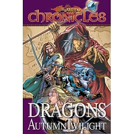 Dragonlance Chronicles Volume 1 Dragons of Autumn Twilight Paperback Books