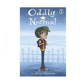 Oddly Normal Book 1 Paperback Books