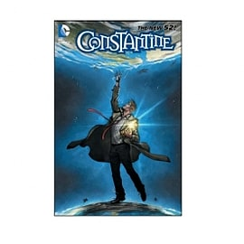 DC Comics Constantine Volume 4 New 52 Paperback Books