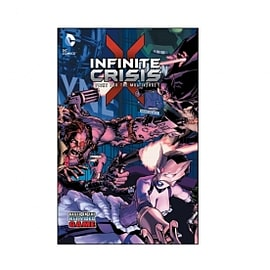 Dc Comics Infinite Crisis Fight For The Multiverse Paperback Books
