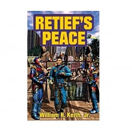 Retief's Peace Hardcover Books