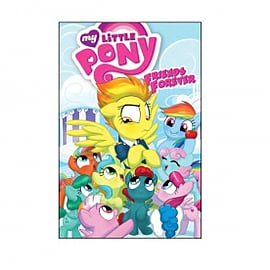 My Little Pony Friends Forever Volume 3 Paperback Books