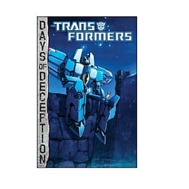 Transformers Volume 7 Paperback Books