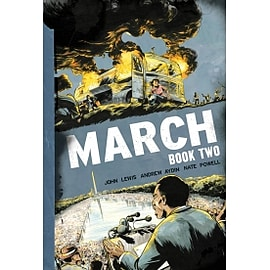 March: Book Two Paperback Books