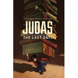 Judas The Last Days Paperback Books