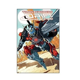 Transformers Drift Empire Of Stone Paperback Books