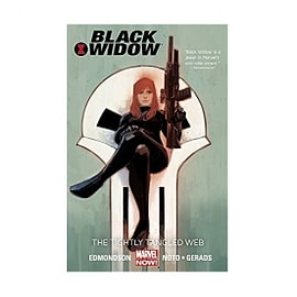 Marvel Black Widow Volume 2 The Tightly Tangled Web Paperback Books