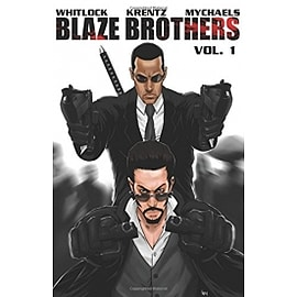Blaze Brothers Volume 1 Paperback Books