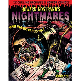 Howard Nostrand's Nightmares Hardcover Books