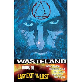 Wasteland Last Exit for the Lost Paperback Books
