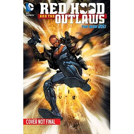 Red Hood and the Outlaws Paperback Books