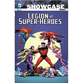 Showcase Presents: The Legion of SuperHeroes Volume 5 Paperback Books