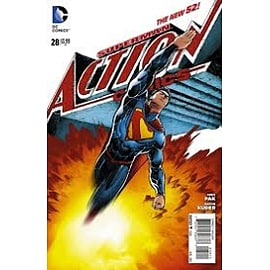 Superman Action Comics Volume 5 What Lies Beneath Hardcover Books