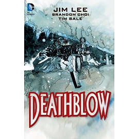Deathblow The Deluxe Edition Paperback Books