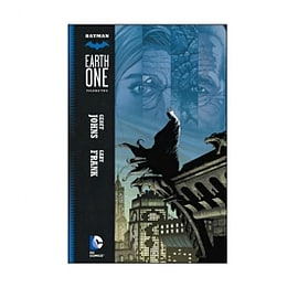 DC Comics Batman Earth One Volume 2 Hardcover Books