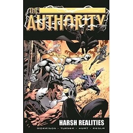 AUTHORITY HARSH REALITIES TP (MR) Books