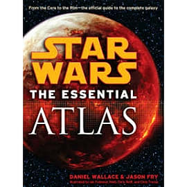 Star Wars Essential Atlas Books