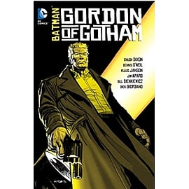 DC Comics Batman Gordon of Gotham TP Paperback Books