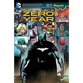 DC Comics Zero Year HC New 52 Batman Hardcover Books
