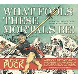 Puck What Fools These Mortals Be Hardcover Books