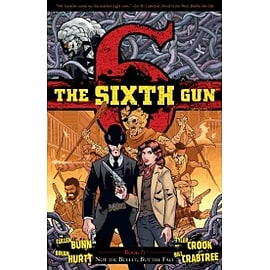 The Sixth Gun Volume 7 Not The Bullet But The Fall Paperback Books