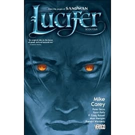 Lucifer Book 4 Paperback Books