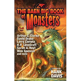 The Baen Big Book of Monsters Paperback Books