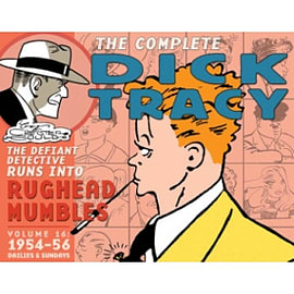 Complete Chester Gould's Dick Tracy Volume 16 Books