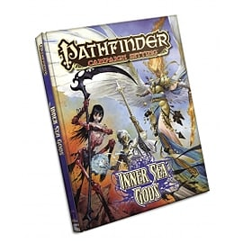 Pathfinder Campaign Setting: Inner Sea Gods Books