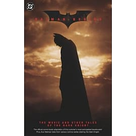 BATMAN BEGINS THE MOVIE & OTHER TALES OF THE DARK KNIGHT TP Books