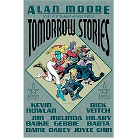 TOMORROW STORIES TP BOOK 02 Books
