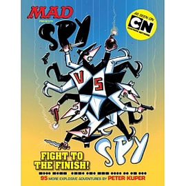 Mad Presents: Spy VS Spy - Fight To The Finish TP Books