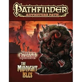 Pathfinder Adventure Path: Wrath of the Righteous Part 4 - The Midnight Isles Books