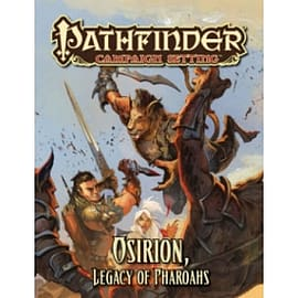 Pathfinder Campaign Setting: Osirion, Legacy of Pharoahs Books