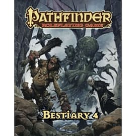 Pathfinder Roleplaying Game: Bestiary 4 Books