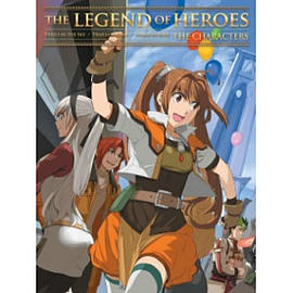 The Legend of Heroes: The Characters Books