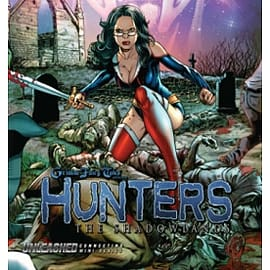 Grimm Fairy Tales Presents: Hunters Books