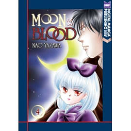 Moon and Blood Volume 4 Books